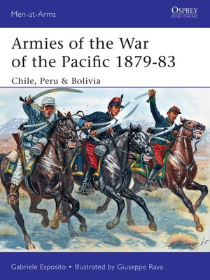 cover image of Armies of the War of the Pacific 1879–83