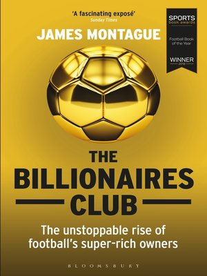 cover image of The Billionaires Club