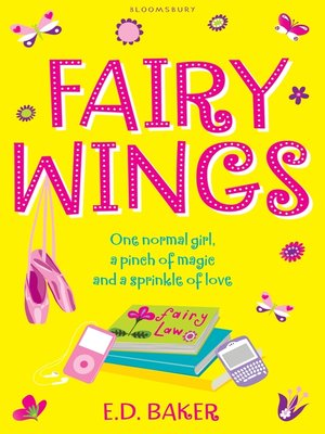 cover image of Fairy Wings