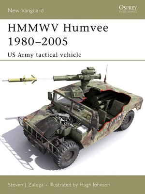 cover image of HMMWV Humvee 1980-2005