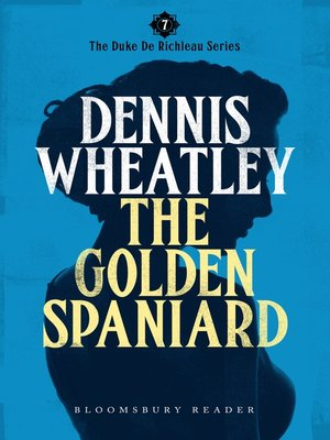 cover image of The Golden Spaniard