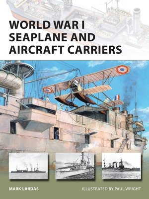 cover image of World War I Seaplane and Aircraft Carriers
