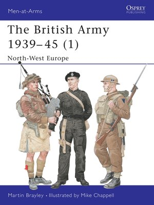cover image of The British Army 1939–45 (1)