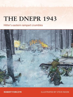cover image of The Dnepr 1943