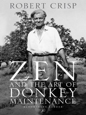 cover image of Zen and the Art of Donkey Maintenance