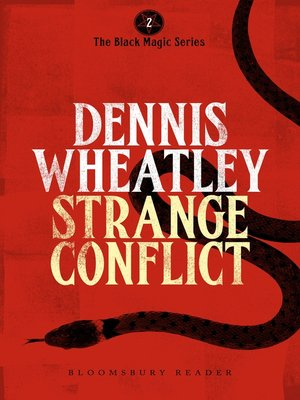 cover image of Strange Conflict
