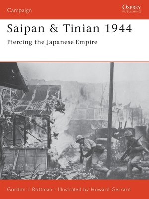 cover image of Saipan & Tinian 1944