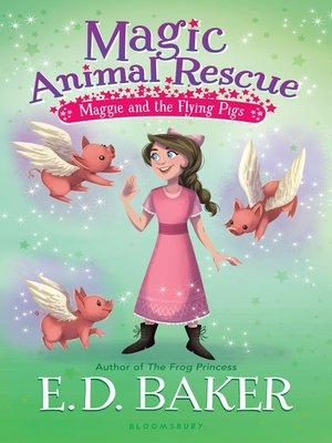 cover image of Magic Animal Rescue 4