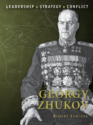 cover image of Georgy Zhukov