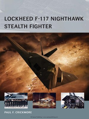 cover image of Lockheed F-117 Nighthawk Stealth Fighter