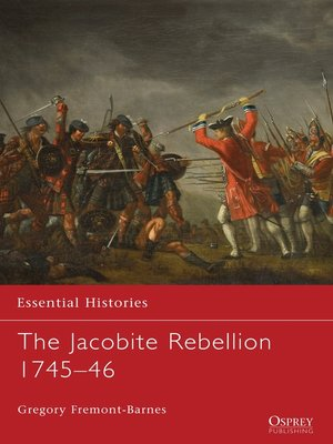 cover image of The Jacobite Rebellion 1745–46