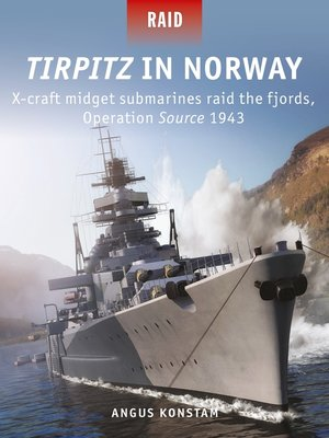 cover image of Tirpitz in Norway