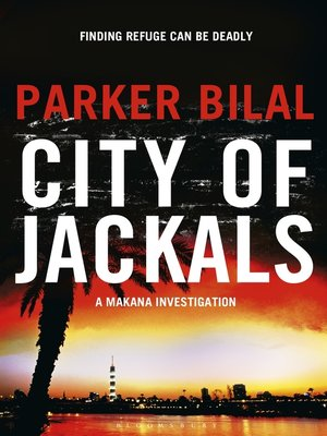 cover image of City of Jackals