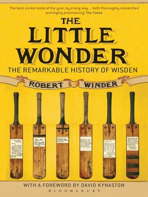 cover image of The Little Wonder
