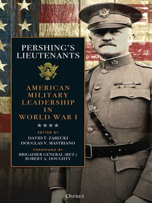 cover image of Pershing's Lieutenants