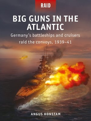 cover image of Big Guns in the Atlantic