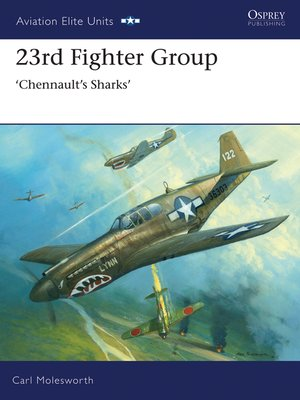 cover image of 23rd Fighter Group