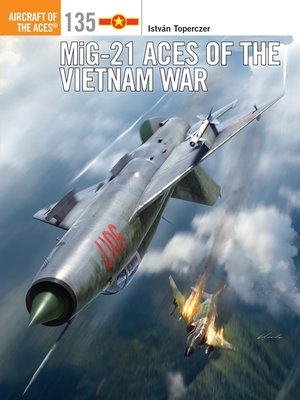 cover image of MiG-21 Aces of the Vietnam War