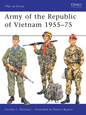 cover image of Army of the Republic of Vietnam 1955–75