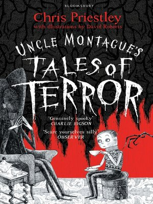 cover image of Uncle Montague's Tales of Terror