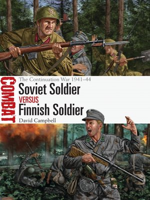 cover image of Soviet Soldier vs Finnish Soldier