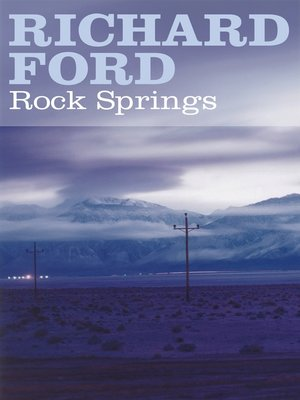 cover image of Rock Springs