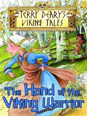 cover image of The Hand of the Viking Warrior