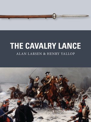 cover image of The Cavalry Lance