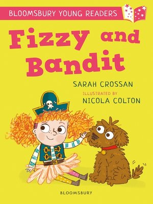 cover image of Fizzy and Bandit