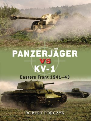 cover image of Panzerjäger vs KV-1