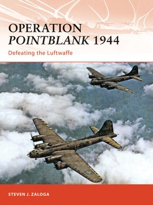 cover image of Operation Pointblank 1944