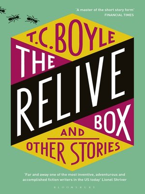 cover image of The Relive Box and Other Stories