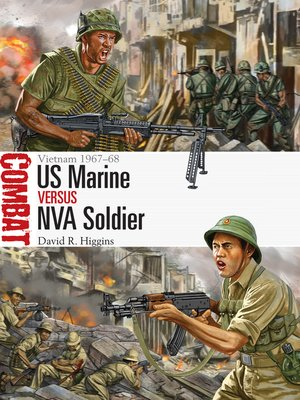 cover image of US Marine vs NVA Soldier