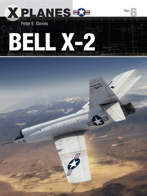 cover image of Bell X-2