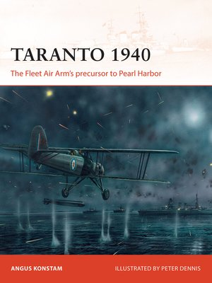 cover image of Taranto 1940