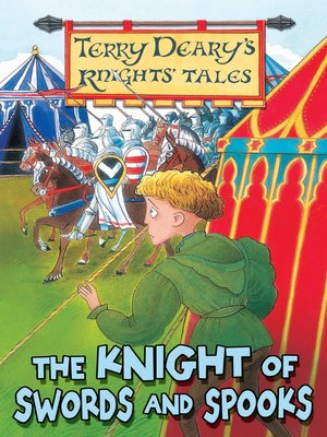 cover image of The Knight of Swords and Spooks