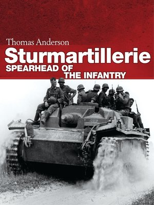 cover image of Sturmartillerie