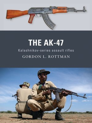 cover image of The AK-47