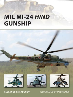 cover image of Mil Mi-24 Hind Gunship
