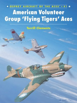 cover image of American Volunteer Group 'Flying Tigers' Aces