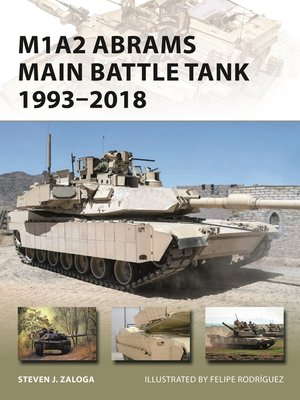 cover image of M1A2 Abrams Main Battle Tank 1993–2018
