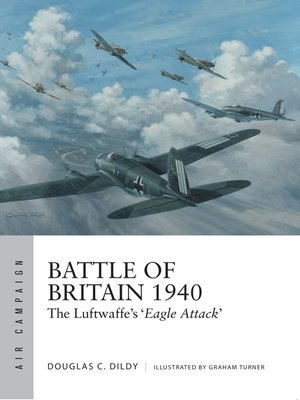 cover image of Battle of Britain 1940