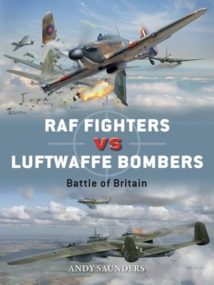 cover image of RAF Fighters vs. Luftwaffe Bombers