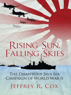 cover image of Rising Sun, Falling Skies