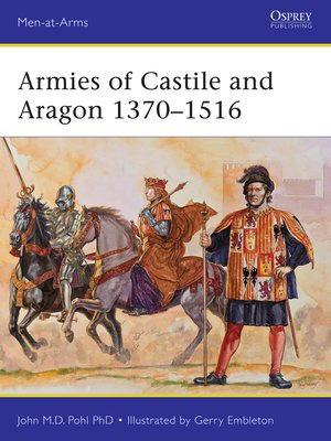 cover image of Armies of Castile and Aragon 1370–1516