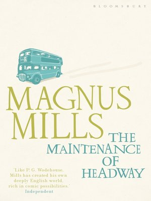 cover image of The Maintenance of Headway