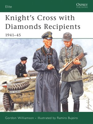 cover image of Knight's Cross with Diamonds Recipients