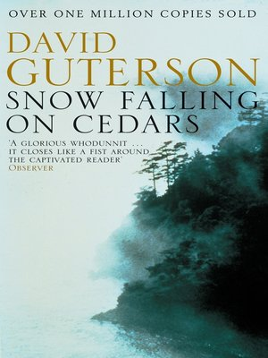 cover image of Snow Falling on Cedars