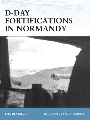 cover image of D-Day Fortifications in Normandy