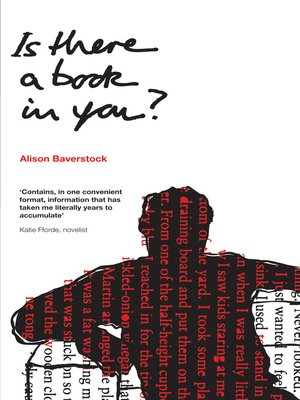 cover image of Is there a book in you?